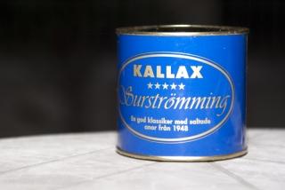 surströmming, a poshasztott hering